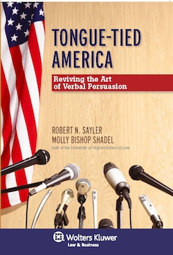 Tongue Tied America Book Cover